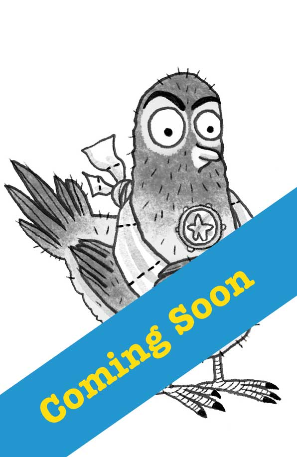 New Dave Pigeon Coming Soon