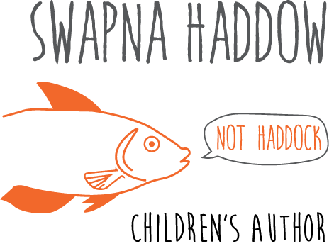 Swapna Haddow - Children's Author