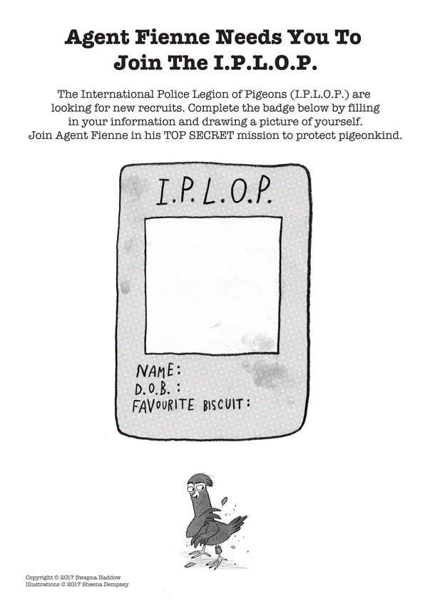Join the I.P.L.O.P.