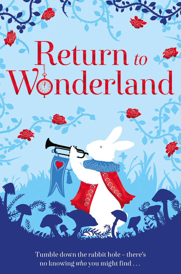 The Missing Book in 'Return to Wonderland'