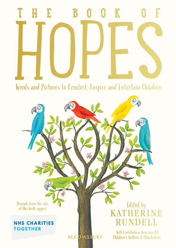 Me in 'The Book of Hopes'